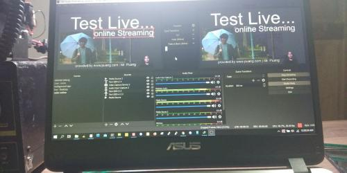 Test LIVE Streaming